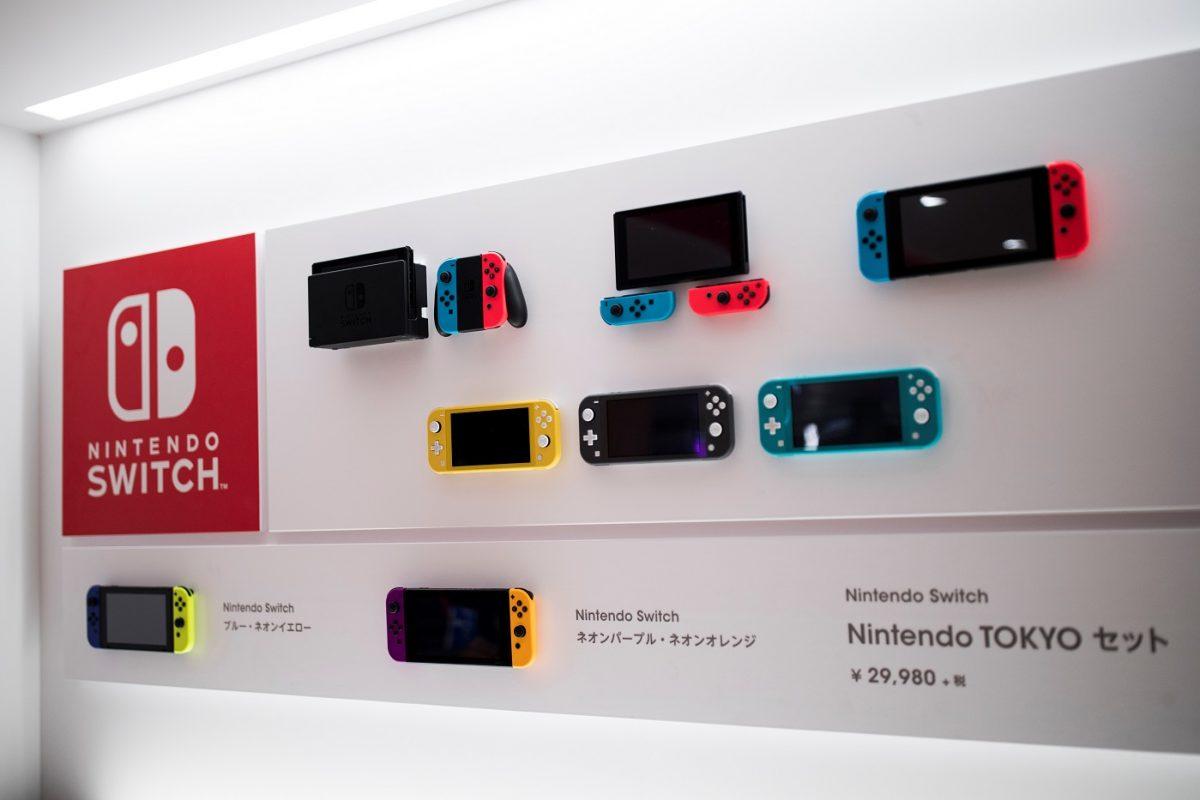 Action Nintendo Switch