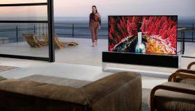 Oprolbare tv