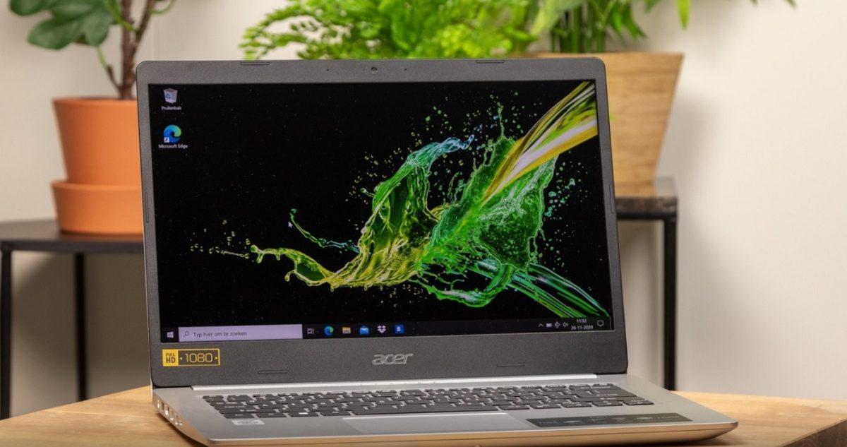 Laptop tot 500 euro