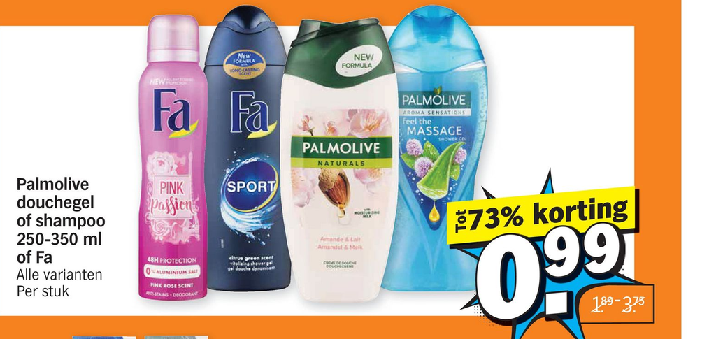 beste deals in de supermarkt