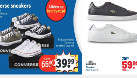 aanbiedingen voor sneakers